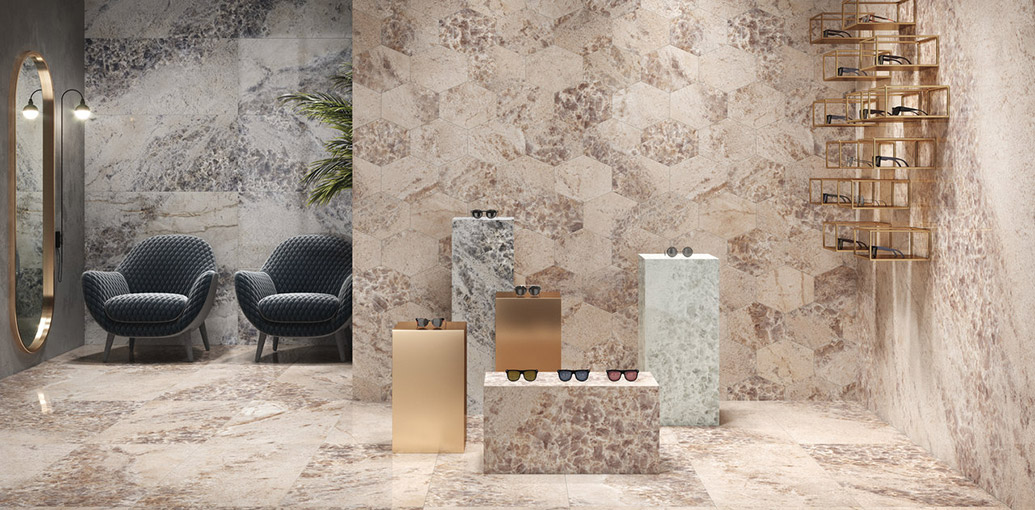 MARMI SELECT: A COLLECTION OF THE MOST ICONIC MARBLE EFFECT DESIGNS