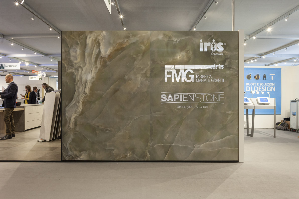 Fmg Stand Sicam 2018 Italy Fmg