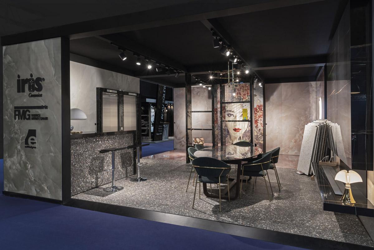 Salon equiphotel paris france fmg for Pareti salone